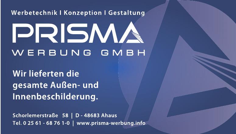 Prisma Werbung GmbH