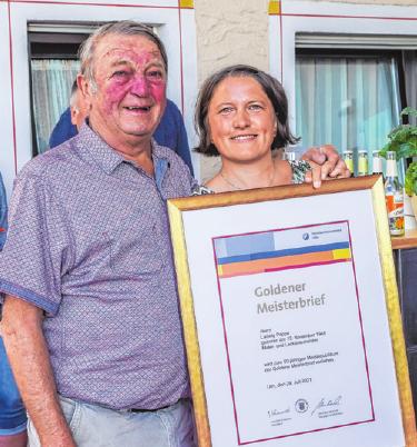 50 Jahre maler pappe in Dunstelkingen Image 1