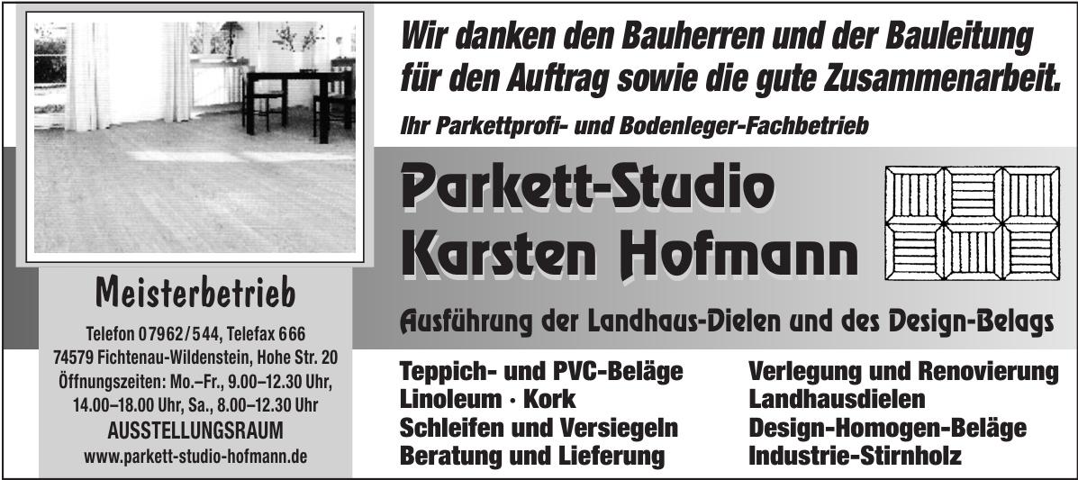 Parkett-Studio Horst Hofmann