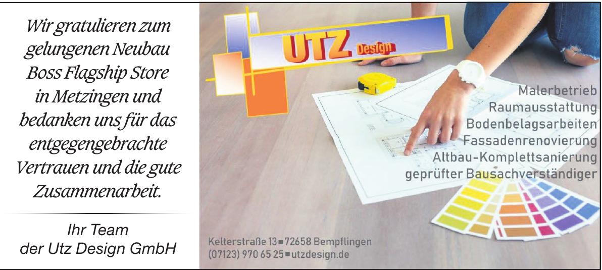 Utz Design GmbH