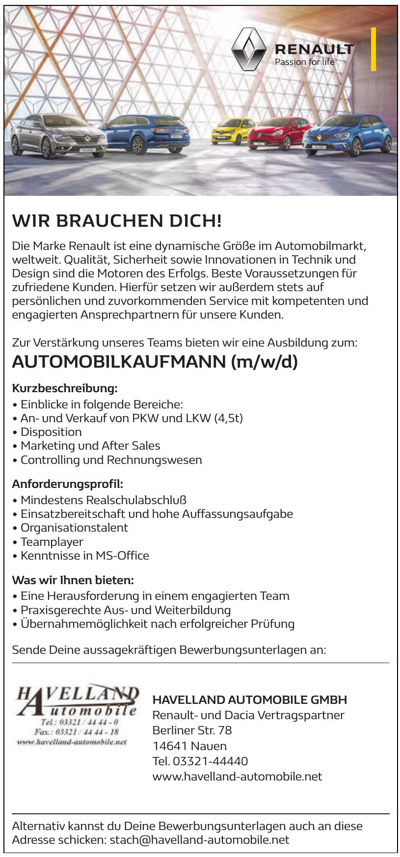 Havelland Automobile GmbH