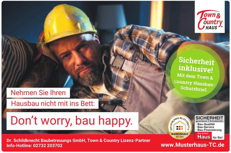 Dr.Schildknecht Baubetreuungs GmbH Town & Country Lizenz-Partner