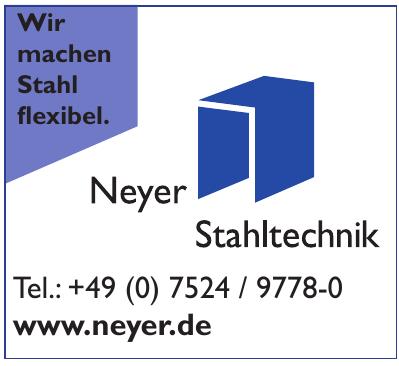 Neyer Stahltechnik