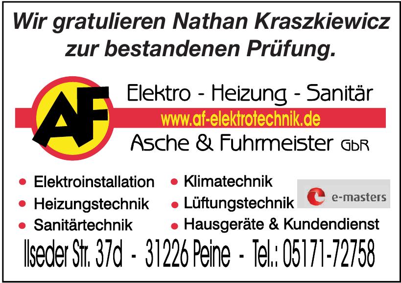 Asche & Fuhrmeister GbR