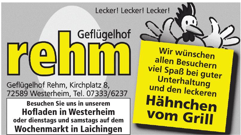 Geflügelhof-Rehm Hofladen GbR