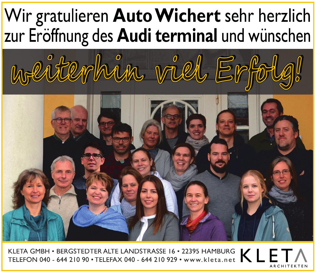 Kleta GmbH