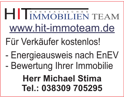 Hit Immobilien Team-Michael Stima