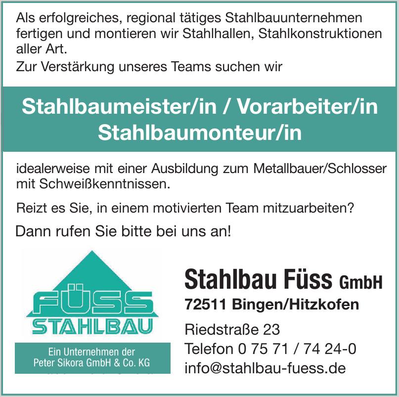 Stahlbau Füss GmbH
