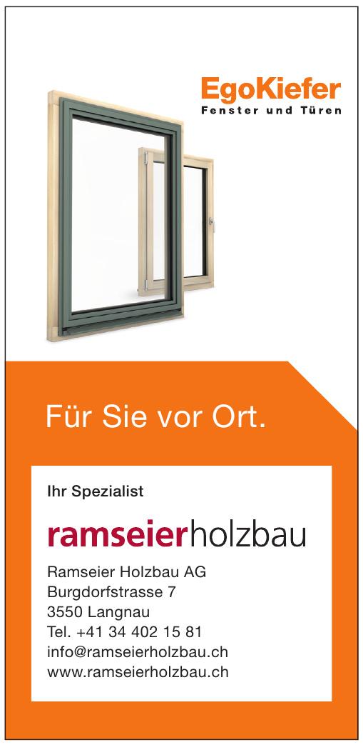 Ramseier Holzbau AG