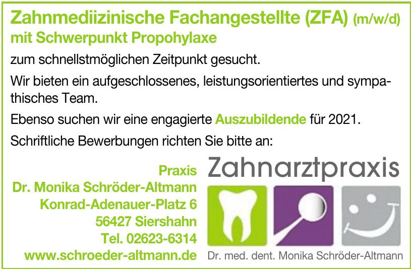 Zahnarztpraxis Dr. Monika Schröder-Altmann