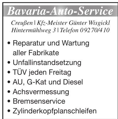 Bavaria-Auto-Service