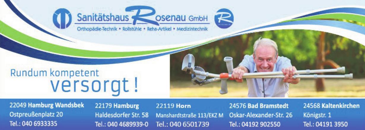 Sanitätshaus Rosenau GmbH