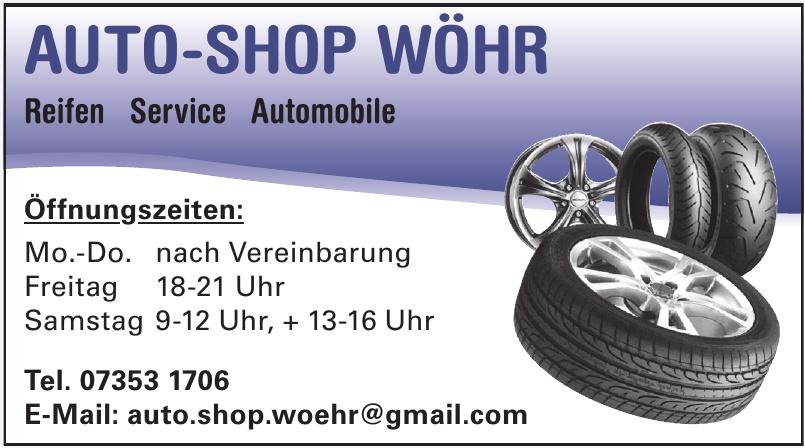 Auto-Shop Wöhr