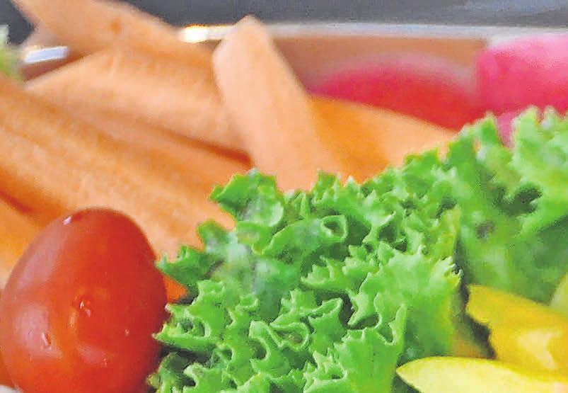 Richtig zubereitet ist gesundes Essen nicht nur frisch, sondern auch bekömmlich und lecker.
