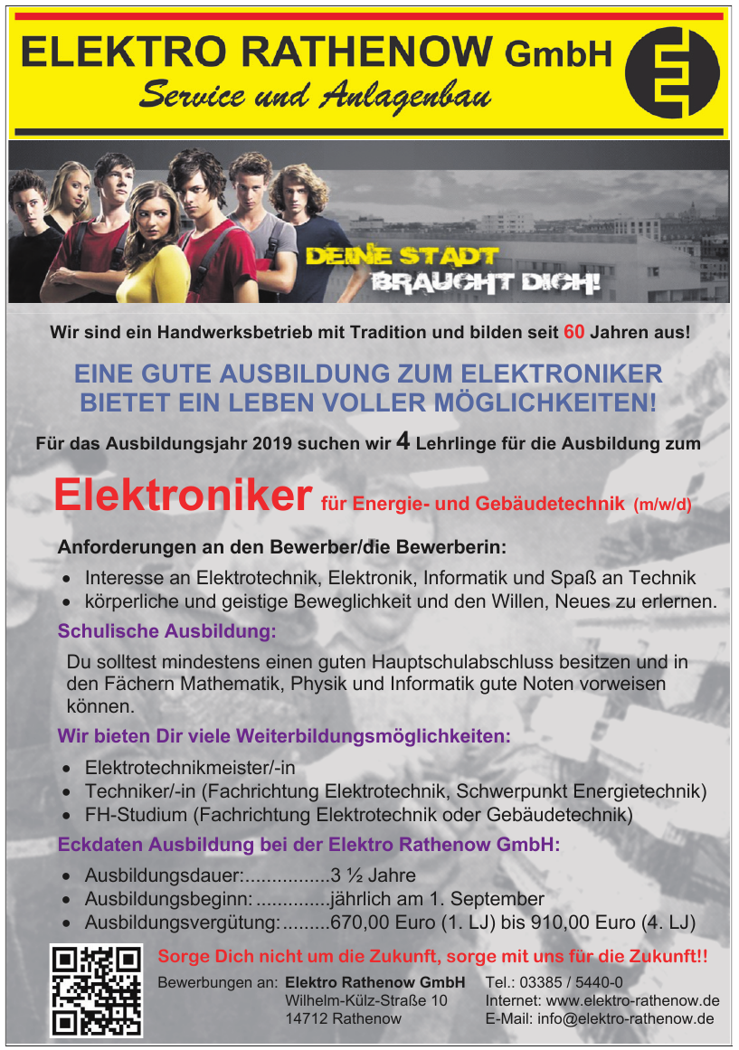 Elektro Rathenow GmbH