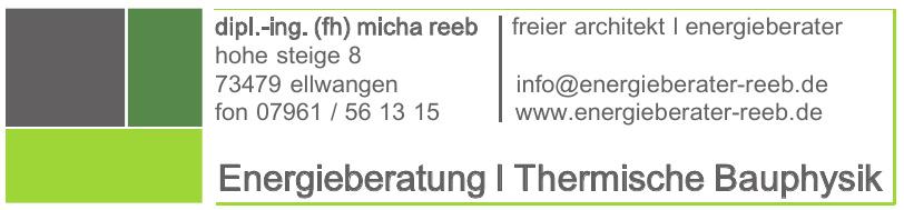 Dipl.-Ing. (FG) Micha Reeb