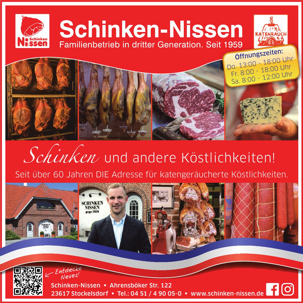 Schinken-Nissen