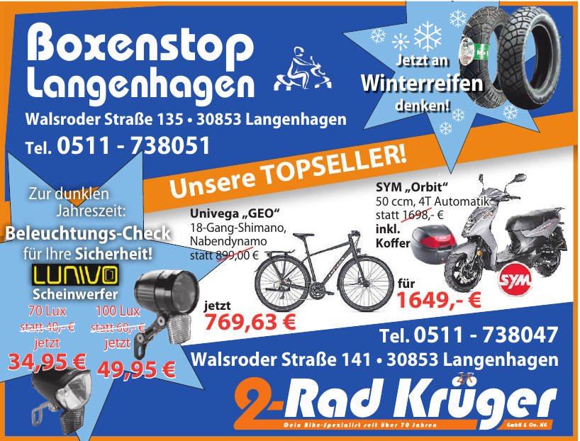 2-Rad Krüger GmbH & Co. KG