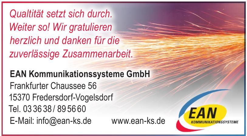 EAN Kommunikationssysteme GmbH