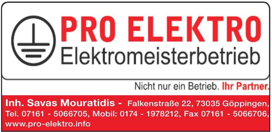 Pro Elektro