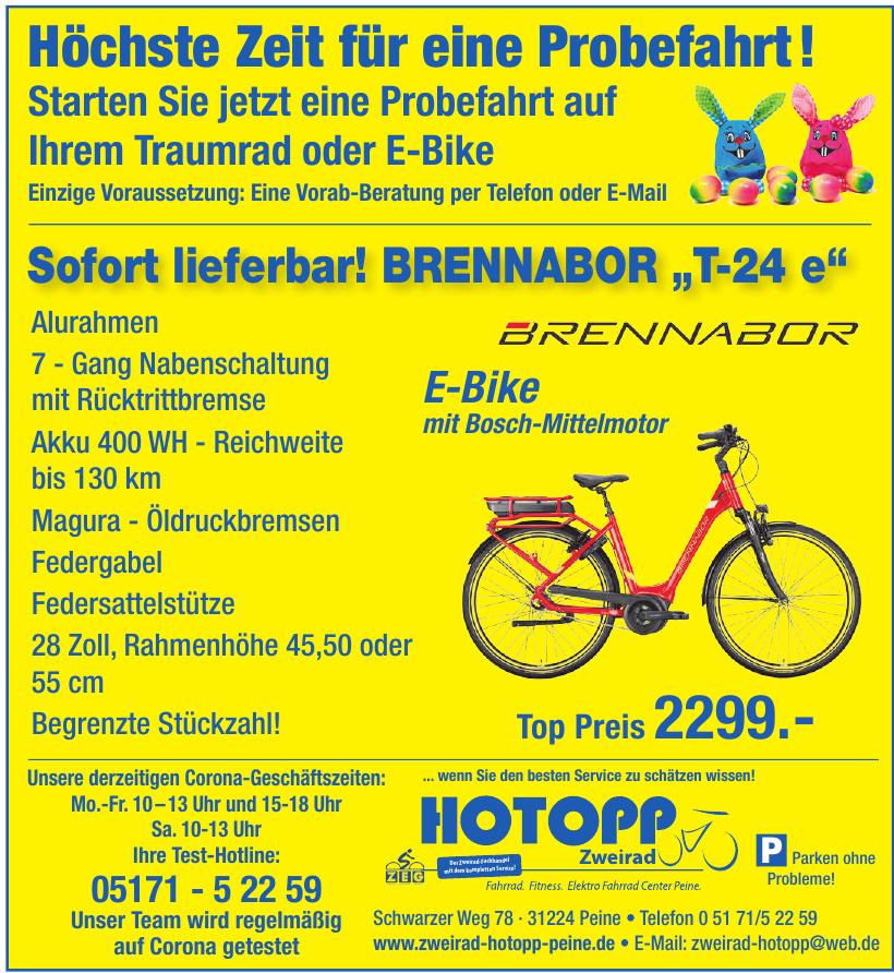 Hotopp Zweirad