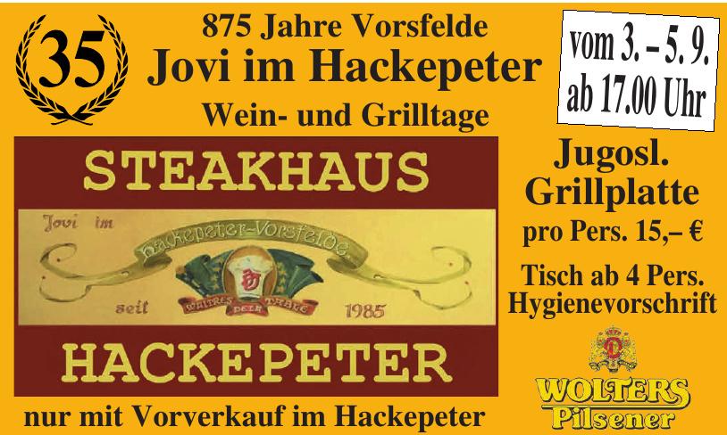 Steakhaus Hackepeter