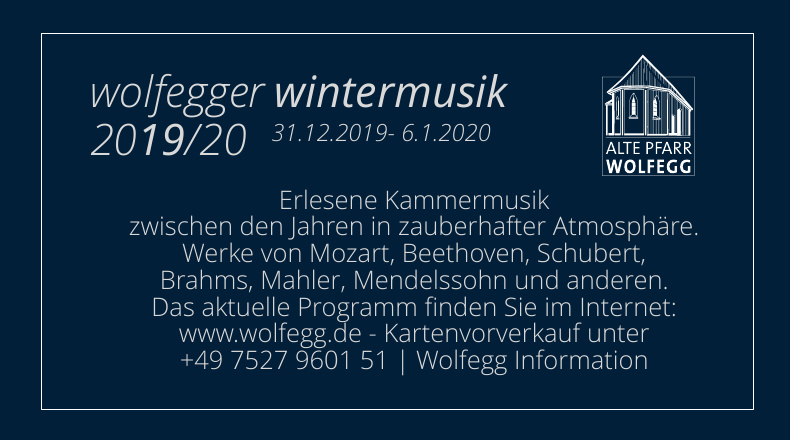 wolfegger wintermusik