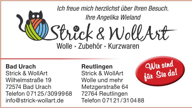 Strick & WollArt