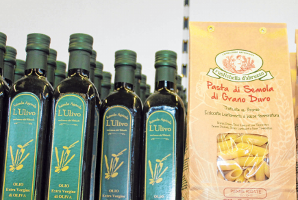 Erleben Sie im Italmarket ein Fest für den Gaumen Verkostung von Trüffel, Trüffelprodukten und Wein Image 3