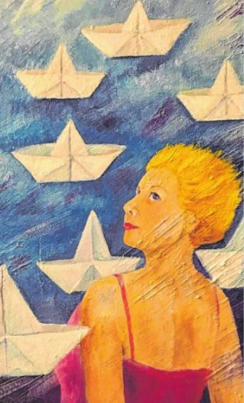 """...und """"Sommer"""" von Karin Strob"""