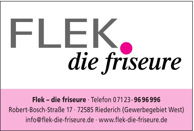 Flek - die friseure