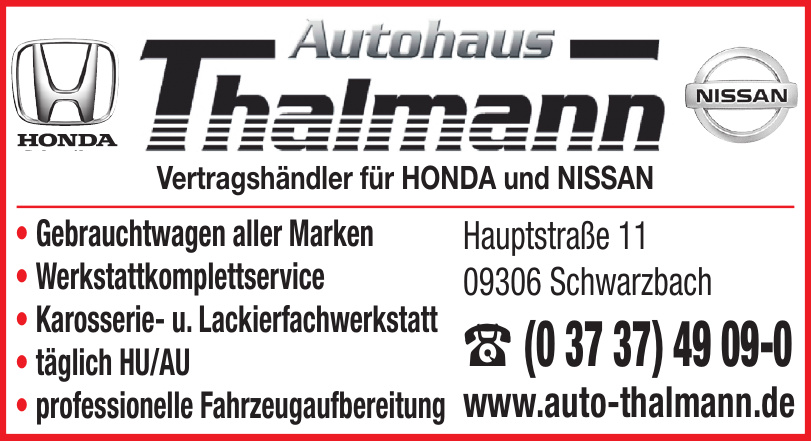 Autohaus Thalmann