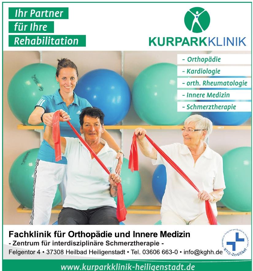 Klinikgesellschaft Heilbad Heiligenstadt mbH