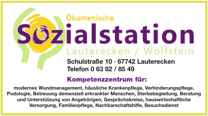 Ökumenische Sozialstation Limburgerhof e. V