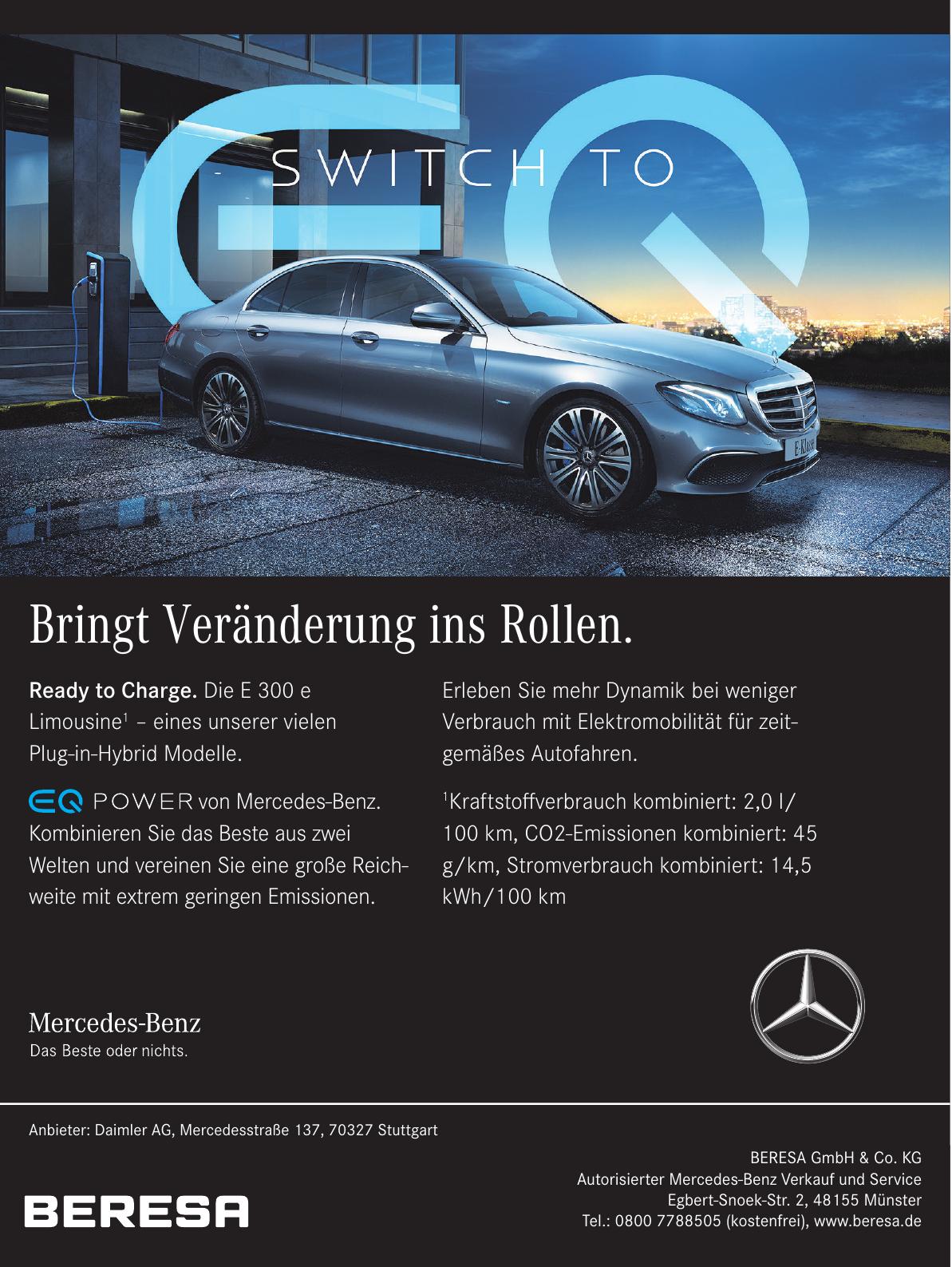 Beresa GmbH & Co. KG