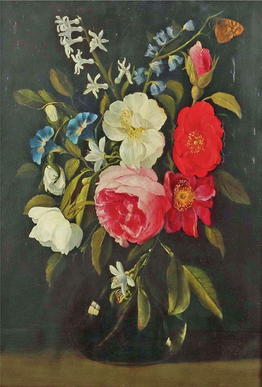 Jan Philips van Thielen, Blumenstillleben, undatiert. Foto: Yves Siebers Auktionen