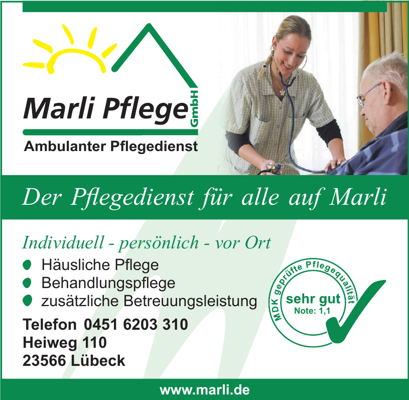 Marli Pflege GmbH