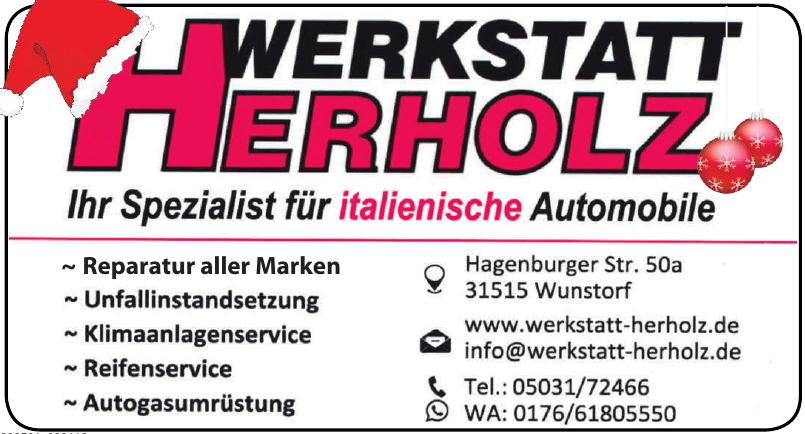 Werkstatt Herholz
