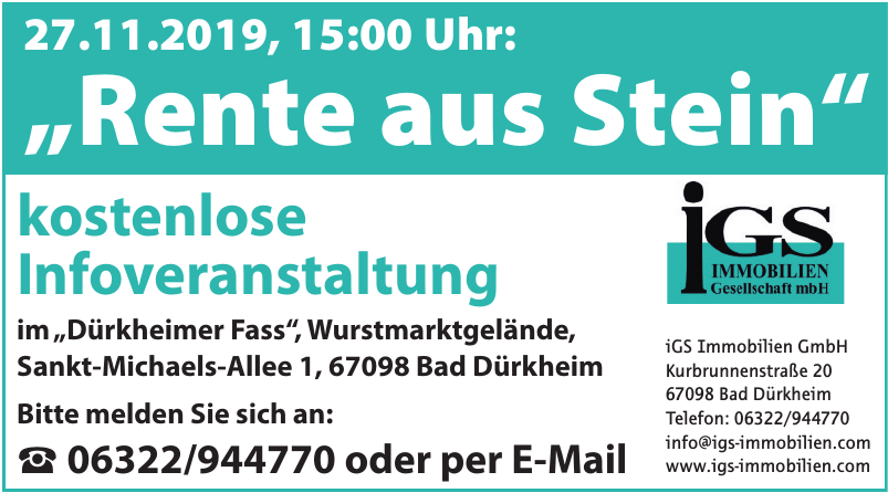 iGS Immobilien GmbH