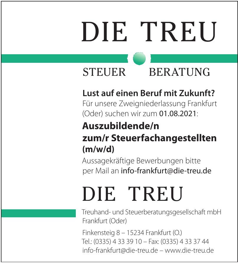 Treuhand- und Steuerberatungsgesellschaft mbH Frankfurt (Oder)