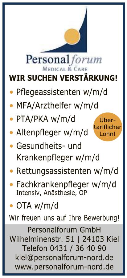 Personalforum GmbH