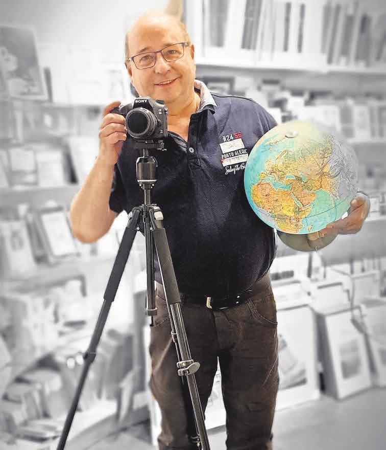 Verreisen mit dem Fotoapparat. Fotoworkshops gibt es bei Frank Biering.