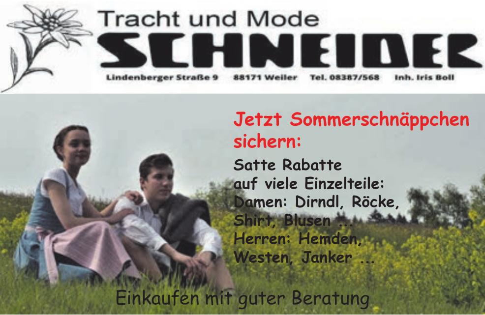 Tracht und Mode Schneider