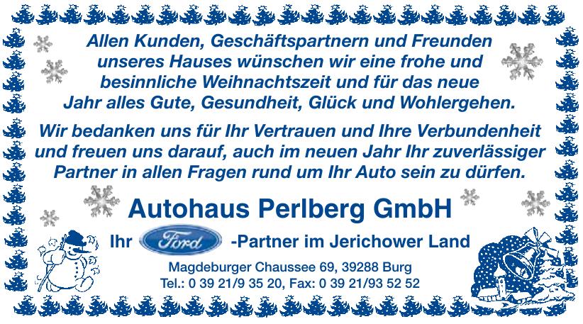 Autohaus Perlberg GmbH