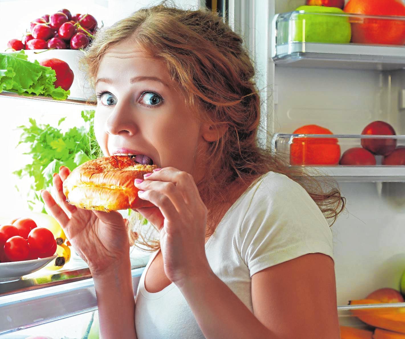 Essen, ohne rot zu werden