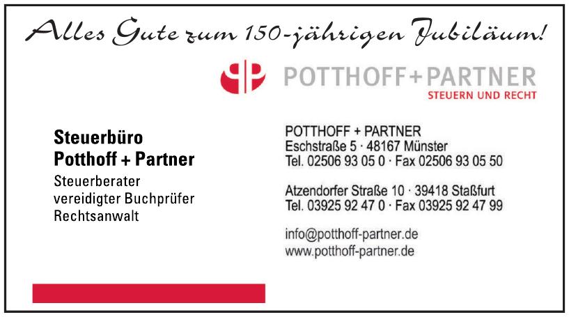 Potthoff + Partner