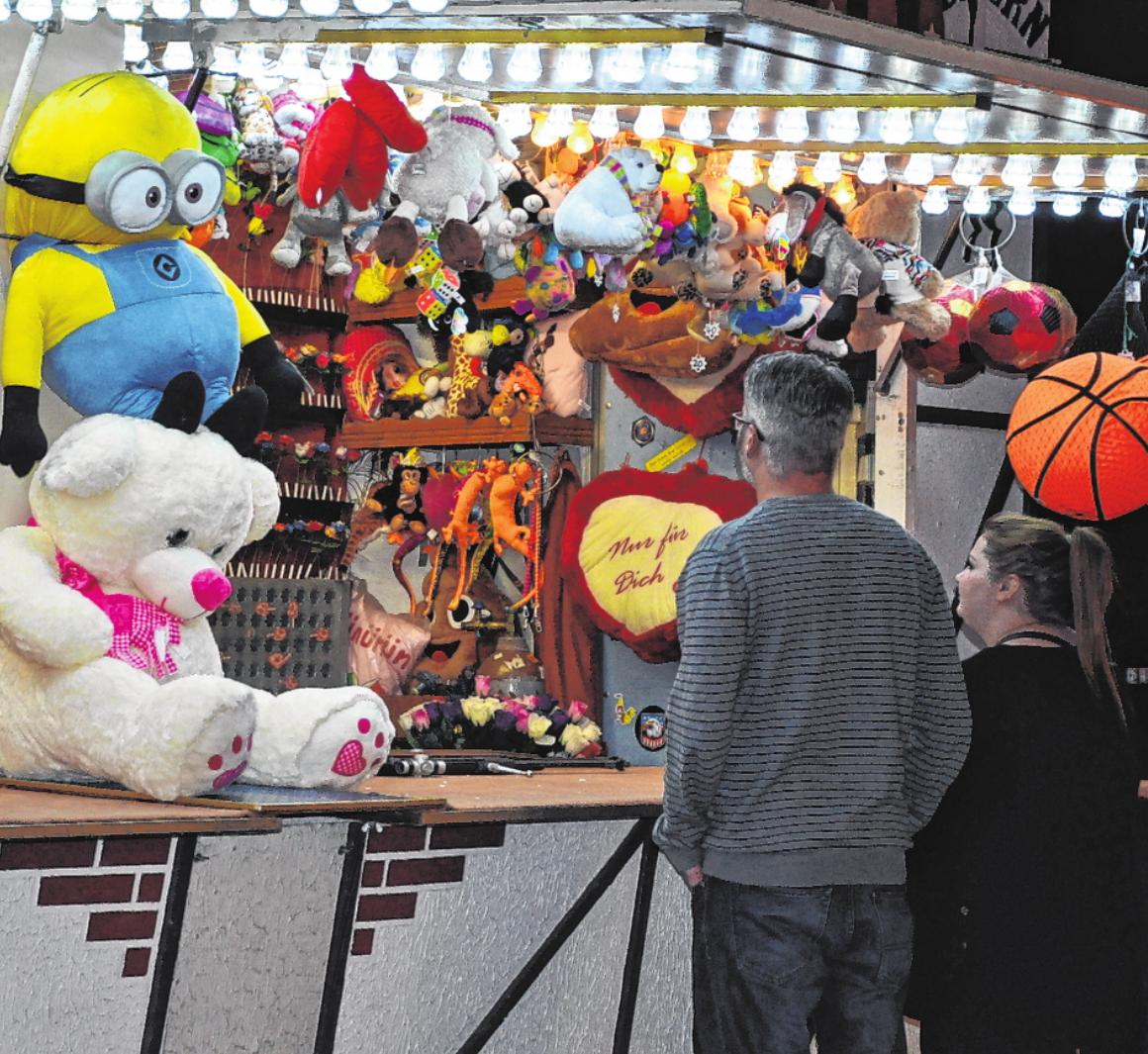 Verkaufsstände fahrender Händler wird es 2020 in Hofheim nicht geben. FOTO: M. SCHWEIGER