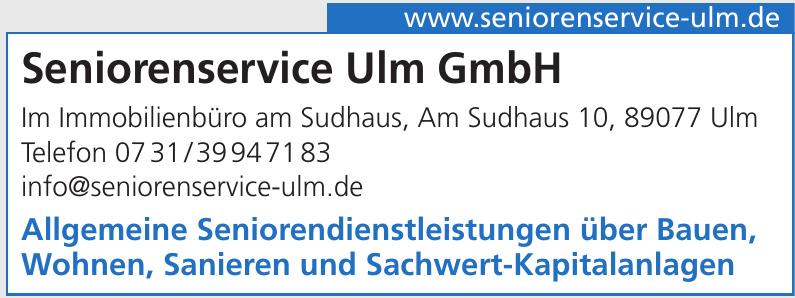 Seniorenservice Ulm GmbH