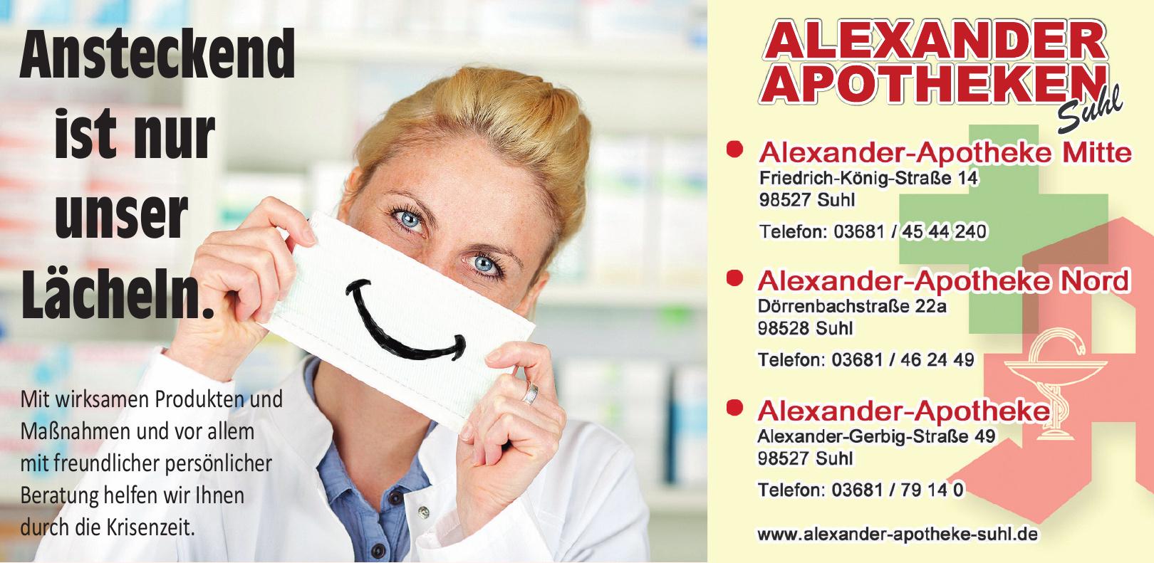 Alexander Apotheke