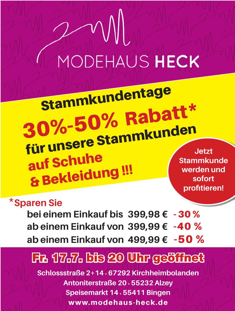 Modehaus Heck
